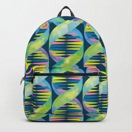 Unicorn DNA / Dark Blue Backpack