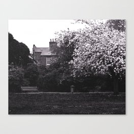 A bit of england which feels like home Canvas Print