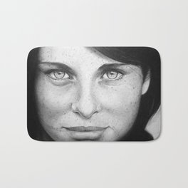 Irish Girl Bath Mat