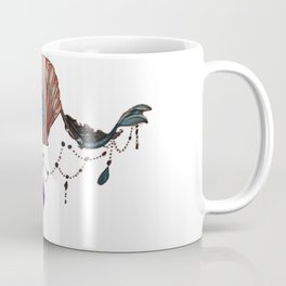 mermaid sternum Coffee Mug