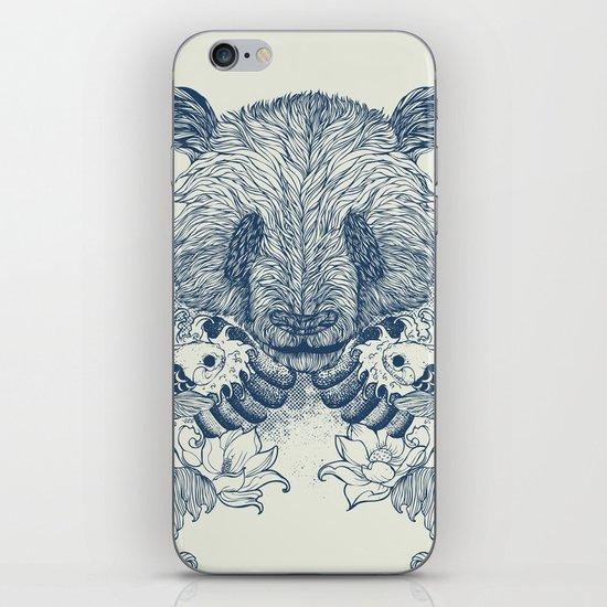 Panda Tattoo iPhone & iPod Skin