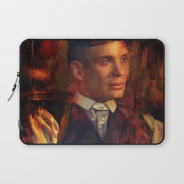 Tommy Shelby Laptop Sleeve