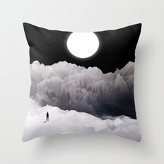 What will they be like tomorrow? Throw Pillow