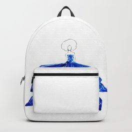 Lady Blue Backpack