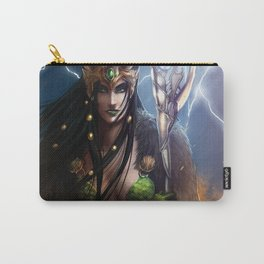 Lady Loki Carry-All Pouch