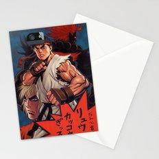 Manga 02 Stationery Cards