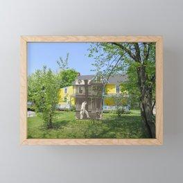 Iberville 1930 Framed Mini Art Print