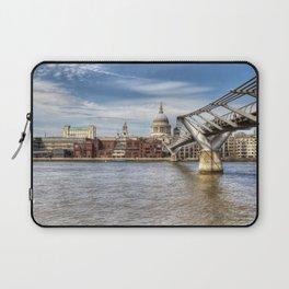 Saint Pauls Cathedral Laptop Sleeve