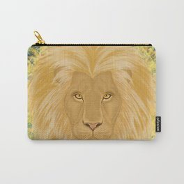 Lion Sun King Carry-All Pouch