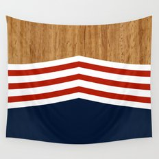 Vintage Rower Ver. 3 Wall Tapestry