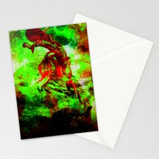 Bruises Stationery Cards