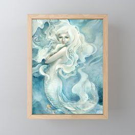 Mermaid Framed Mini Art Print