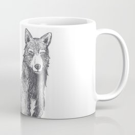 The Lone She-Wolf Coffee Mug