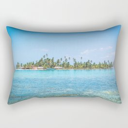 San Blas, Panama. Rectangular Pillow