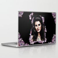 ultraviolence Laptop & iPad Skins featuring Ultraviolence by Denda Reloaded