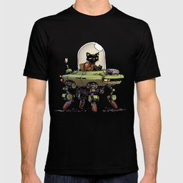 We'll get there when we get there. T-shirt