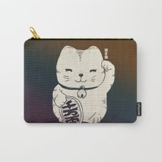 FORTUNE CAT Carry-All Pouch