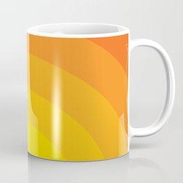 Bold Sunset Coffee Mug