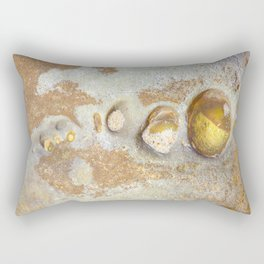 Natures Rock Art 2 Rectangular Pillow