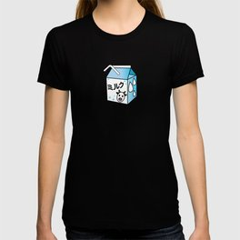 Kawaii Milk Carton T-shirt