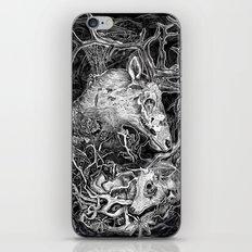 Elk Decay iPhone & iPod Skin