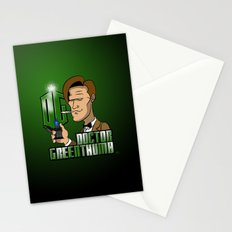 Doctor Greenthumb Stationery Cards