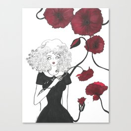 Svetlana Canvas Print