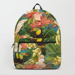 Rainforest Life Backpack