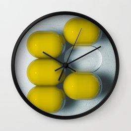 all balls Wall Clock