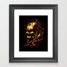 VADER II Framed Art Print