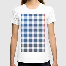 Colorful Checker 04 T-shirt
