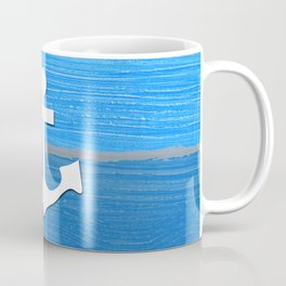 Nautical themed design Coffee Mug