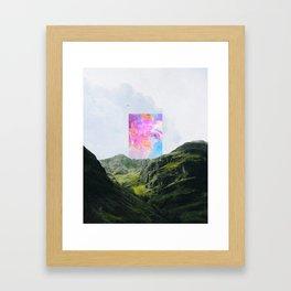 V/26 Framed Art Print