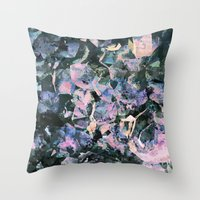 romance Throw Pillows featuring Romance by 83 Oranges™