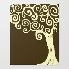 Jude's Tree Canvas Print