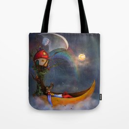 The daysleeper and his companions Tote Bag