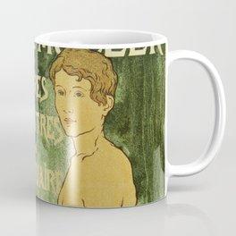 Emile Muller ceramist Paris Coffee Mug