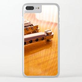 Guitar Hero Clear iPhone Case