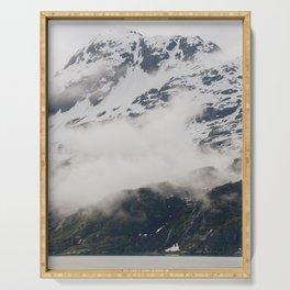 Alaska Glacier Bay National Park Serving Tray