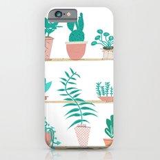 Pot Plants iPhone 6s Slim Case