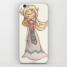 Zelda iPhone & iPod Skin