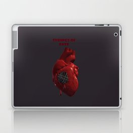 strings of fate-true love heals Laptop & iPad Skin