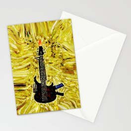 ROCK AND ROLL - 017 Stationery Cards