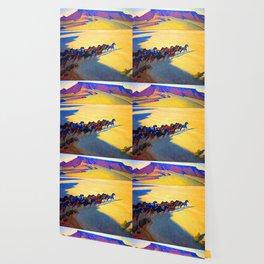 Maynard Dixon Wild Horses Wallpaper