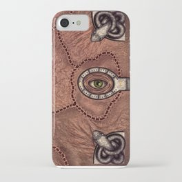 The spell book iPhone Case