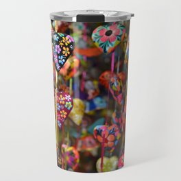 Colors of Mexico Travel Mug