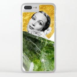 Dolores del Rio Clear iPhone Case
