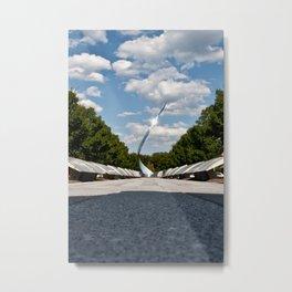 Up and Away - Photo Metal Print