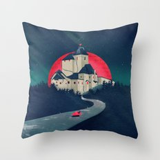 Tarabas Throw Pillow