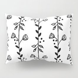 Leves and Bells Pillow Sham